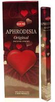 Hem Aphrodisia Incense Sticks
