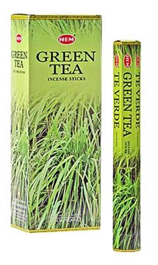 Hem Green Tea Incense