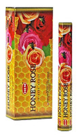 Hem Honey Rose Incense