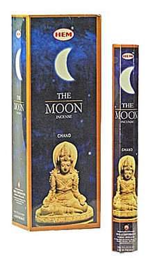 Hem Moon Incense