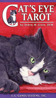 Cat's Eye Tarot by Debra M. Givin