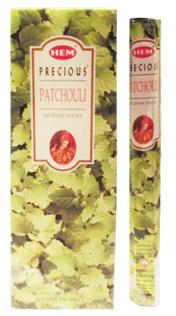 Hem Precious Patchouli Incense