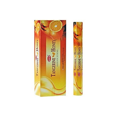 Hem Tangerine Honey Incense