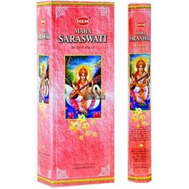 Hem Maha Saraswati Incense