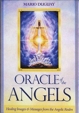 Oracle of the Angels by Mario Duguay Healing Images& Messages from the Angelic Realm