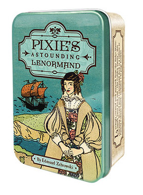 Pixie's Astounding Lenormand by Edmund Zebrowski