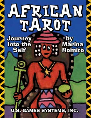 African Tarot Journey Into the Self by Marina Romito