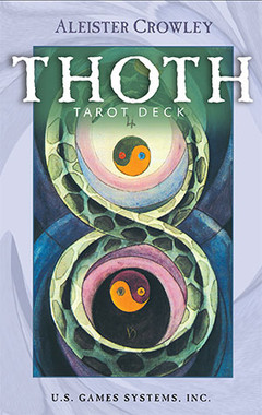 Crowley Thoth Tarot Deck -- Premier Edition by Aleister Crowley