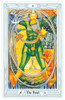 Crowley Thoth Tarot Deck -- Premier Edition by Aleister Crowley The Fool