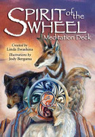 Spirit of the Wheel Meditation Deck by Linda Ewashina