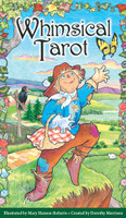 Whimsical Tarot Deck by Dorothy Morrison