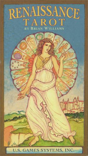 Renaissance Tarot Deck by Brian Williams