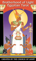 Brotherhood of Light Egyptian Tarot by Vicki Brewer