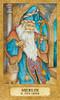 Chrysalis Tarot by Toney Brooks Merlin the Hero