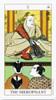 Ukiyoe Tarot by Stuart R. Kaplan The Heirophant