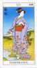 Ukiyoe Tarot by Stuart R. Kaplan Temperance