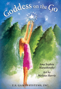 Goddess on the Go by Amy Sophia Marashinsky