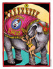 LeGrande Circus & Sideshow Tarot by Joe Lee