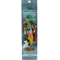 Govinda - Sandalwood, Sage, and Lavender incense