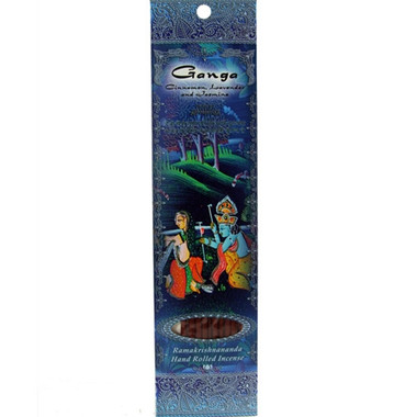 Ganga - Cinnamon, Lavender, and Jasmine incense