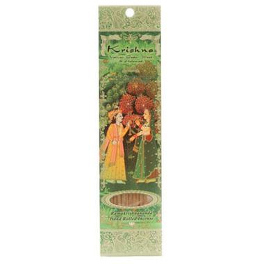 Krishna - Vetiver, Cedarwood, and Halamadi incense
