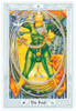 Crowley Thoth Tarot Deck Large by Aleister Crowley The Fool