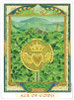 The Lover's Path Tarot -- Premier Edition Ace of Coins