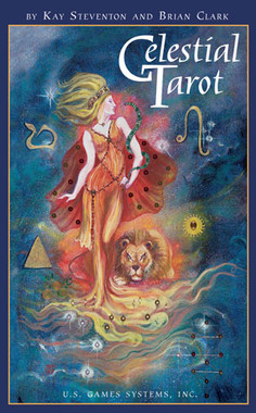 Celestial Tarot Deck -- Premier Edition by Brian Clark