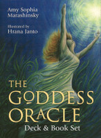 The Goddess Oracle Deck/Book Set by Amy Sophia Marashinsky