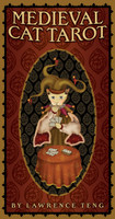 Medieval Cat Tarot by Gina M. Pace and Lawrence Teng