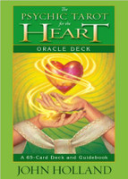 The Psychic Tarot for the Heart Oracle Card Deck: A 65-Card Deck and Guidebook