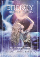 Energy Oracle Cards A 53-Card Deck and Guidebook
