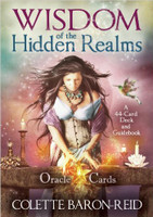 Wisdom of the Hidden Realms Oracle Cards
