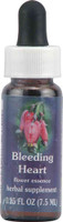 Flower Essence Bleeding Heart Dropper -- 0.25 fl oz