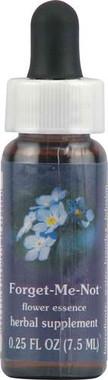 Flower Essence Forget-Me-Not Dropper -- 0.25 fl oz