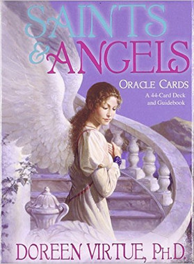 Saints & Angels Oracle Cards