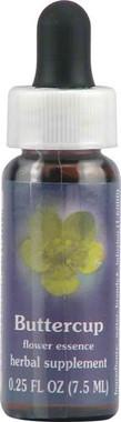 Flower Essence Buttercup Dropper -- 0.25 fl oz