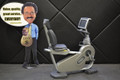 Used Technogym 700ip Recline Bike