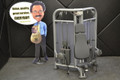 Used Life Fitness CMSP Cable Motion Shoulder Press