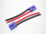 EC3 Connectors w/ 14 AWG Silica Gel Cable (pair)