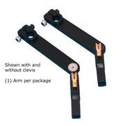 SWB Hitec Servo Half Arms w/ Clevis