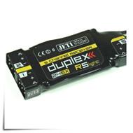 Jeti Duplex EX R5L 2.4GHz Full/Auxiliary Receiver w/Telemetry