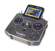 Jeti Duplex DS-24 Carbon Black 2.4GHz/900MHz w/Telemetry Transmitter Only Radio (PRE ORDER ONLY)