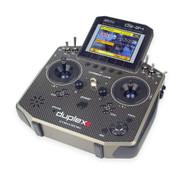 Jeti Duplex DS-24 Carbon Titanium  2.4GHz/900MHz w/Telemetry Transmitter Only Radio (PRE ORDER ONLY)