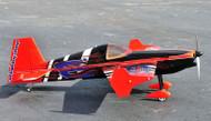 """48"""" Edge 540 Demonstrator- RED-BLACK"""