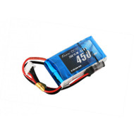 Gens ace 450mAh 11.1V 25C 3S1P Lipo Battery Pack with JST-SYP plug