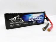 Leopard Power  5200 Mah 6S  40c LiPo Battery