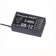GR-12 6 Channel 2.4GHz HoTT Receiver