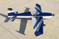 "Goldwing 105"" Slick540 120cc V4 (Blue/White)"