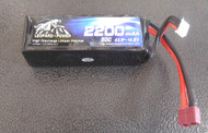 Leopard Power 2200 mAh 50C 4S 14.8v Lipo Battery